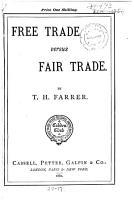 Free Trade Versus Fair Trade PDF