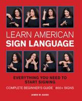 Learn American Sign Language PDF