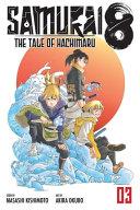 Samurai 8: The Tale of Hachimaru, Vol. 3