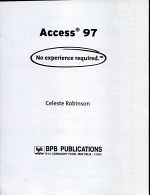 Access 97   No Experience Required PDF