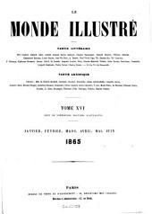 Le monde illustré: journal hebdomadaire, Volume1;Volume9