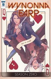Wynonna Earp: Season Zero #5