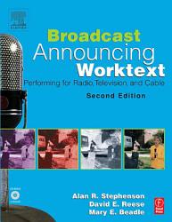 Broadcast Announcing Worktext Book PDF