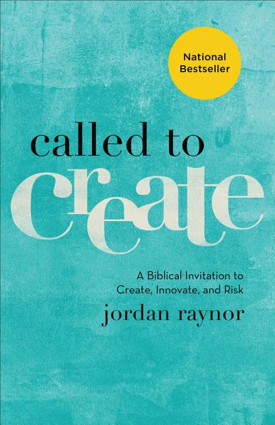 Download Called to Create Book