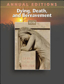 Dying  Death and Bereavement 05 06 PDF