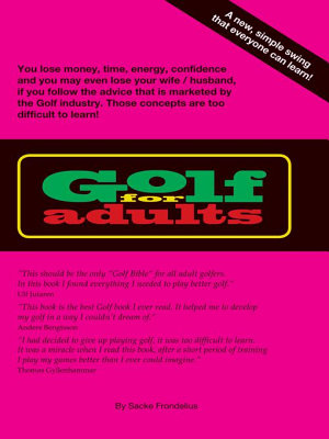 Golf for Adults PDF