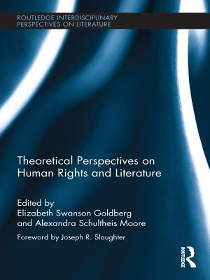 Theoretical Perspectives on Human Rights and Literature PDF