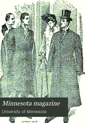 Minnesota Magazine: Volume 11