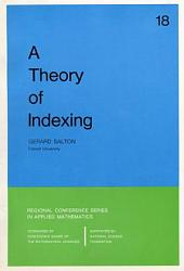 A Theory of Indexing