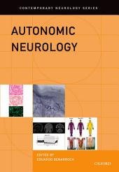Autonomic Neurology