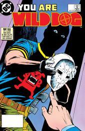 Wild Dog (1987-1987) #4