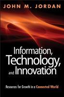 Information  Technology  and Innovation PDF