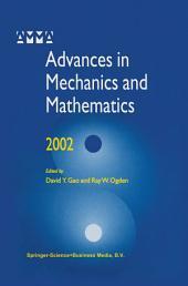 Advances in Mechanics and Mathematics: Volume 1