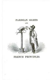Parisian Sights and French Principles: Seen Through American Spectacles