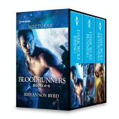 Rhyannon Byrd Bloodrunners Series Books 4-6: Dark Wolf Rising\Dark Wolf Running\Dark Wolf Returning
