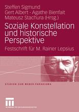 Soziale Konstellation und historische Perspektive PDF