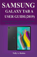 The New Samsung Galaxy Tab A User Guide  2019