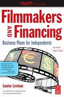 Filmmakers and Financing PDF