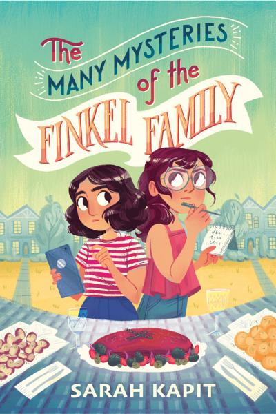 Download The Many Mysteries of the Finkel Family Book