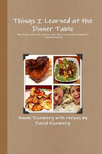 Things I Learned at the Dinner Table Book
