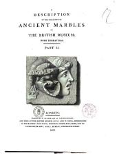 A description of the collection of ancient marbles in the British Museum: with engravings, Volume 2
