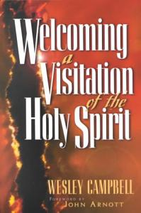 Welcoming a Visitation of the Holy Spirit Book