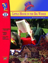Little House In The Big Woods By Laura Ingalls Wilder A Novel Study Unit Book PDF