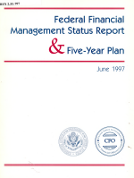 Federal Financial Management Status Report and 5 year Plan PDF