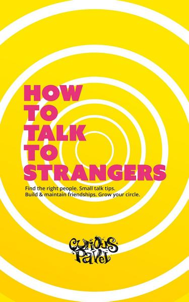 Download How To Talk To Strangers Book
