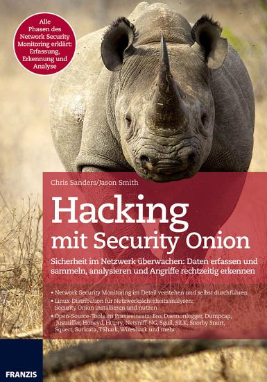 Hacking mit Security Onion PDF