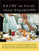 Yours in Food  John Baldessari PDF