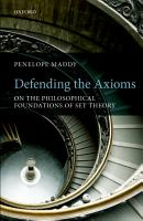 Defending the Axioms PDF