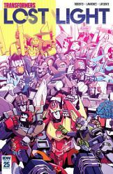 Transformers Lost Light 25 Book PDF