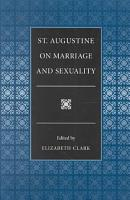 St  Augustine on Marriage and Sexuality PDF