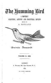 The Humming Bird: Volume 2