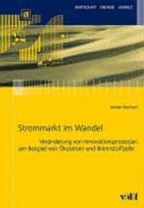 Strommarkt im Wandel PDF