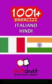1001+ Esercizi italiano - Hindi