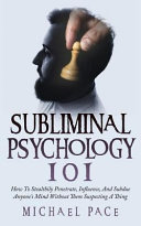 Subliminal Psychology 101