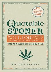 The Quotable Stoner PDF