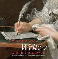 Women Who Write Are Dangerous PDF