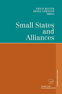 Small States and Alliances PDF