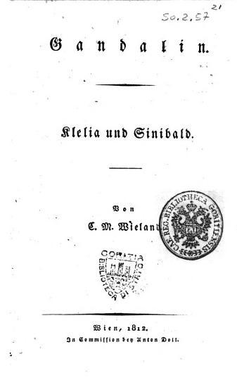 C  M  Wielands Sammtliche Werke PDF
