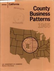 County Business Patterns California Book PDF