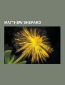 Matthew Shepard PDF