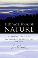 This Vast Book of Nature PDF