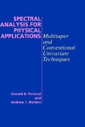 Spectral Analysis For Physical Applications Book PDF