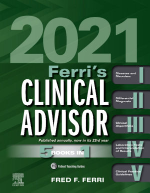 Ferri s Clinical Advisor 2021 E Book PDF