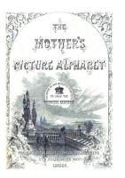 The Mother s Picture Alphabet PDF