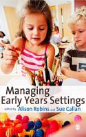 Managing Early Years Settings PDF