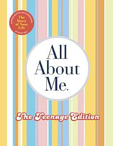 All About Me Teenage Edition